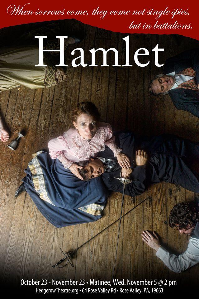 essay on hamlet theme of revenge