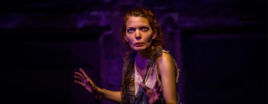 Jennifer Summerfield as Medea