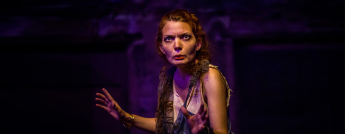 Jennifer Summerfield as Medea